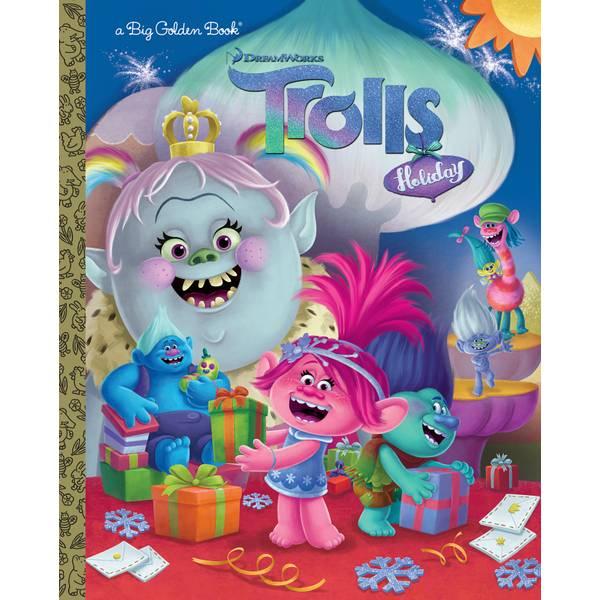 DreamWorks Trolls Holiday Big Golden Book