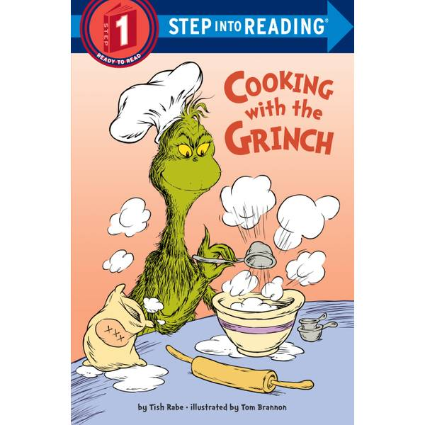 Cooking with the Grinch Step Into Reading
