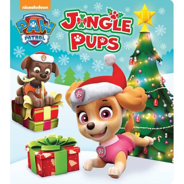 Paw Patrol Jingle Pups Book