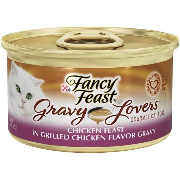 Gravy Lovers Chicken Feast in Grilled Chicken Flavor Gravy