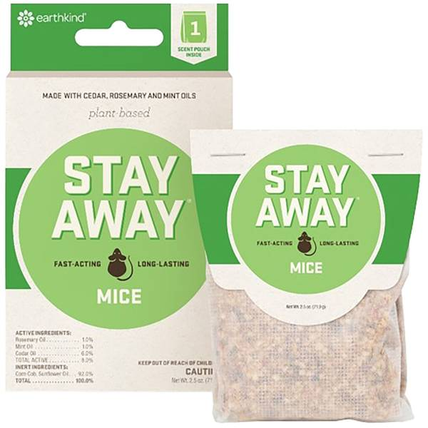 Stay Away Mice Repellent - 2 Pack
