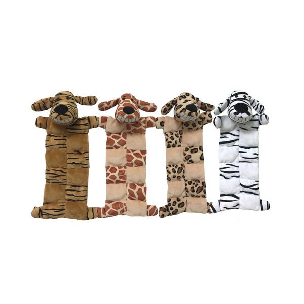 Safari Squeaker Mat Dog Toy Assortment