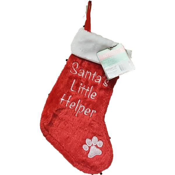 Santa's Little Helper Dog Stocking Assortment