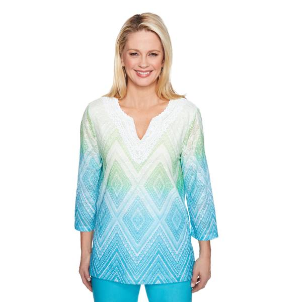L MS Diamond Ombre Multi Color-I