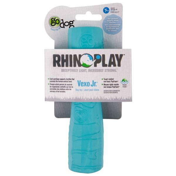 Rhino Play Vexo Jr. Dog Toy
