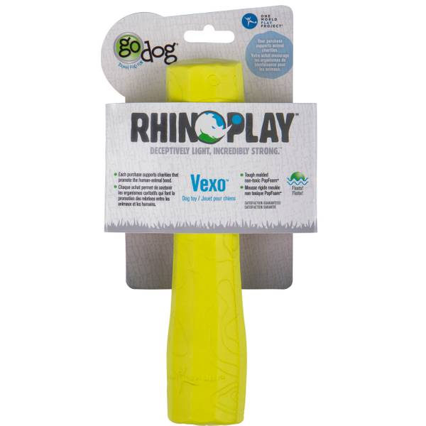Rhino Play Vexo Dog Toy