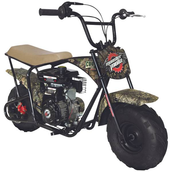 Mossy Oak Break Up Country Mini Bike