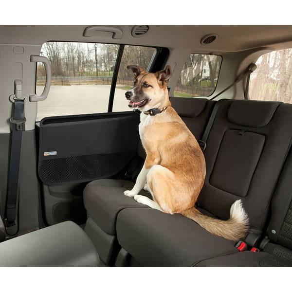 Grey Car Door Guard