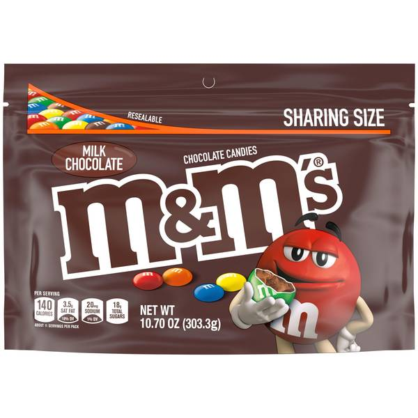 Milk Chocolate Candies