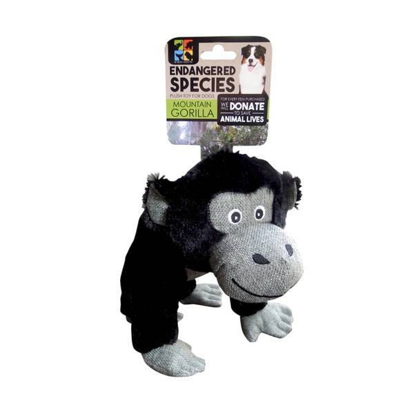 Endangered Species Gorilla Toy
