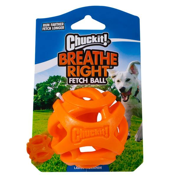 Breathe Right Fetch Ball