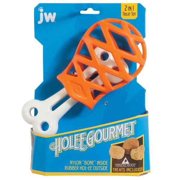 Holee Gourmet Turkey Leg Dog Toy