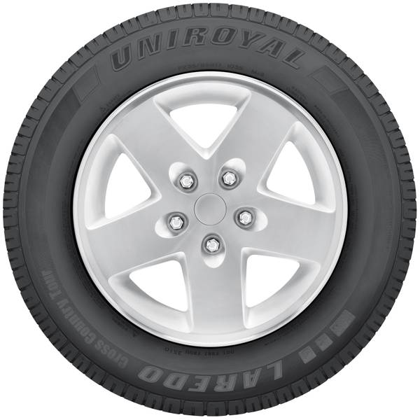 Laredo Cross Country Tire - 245/75R16