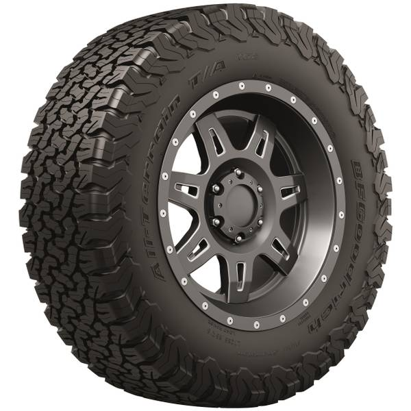 All-Terrain T/A KO2 Tire - LT275/55R20