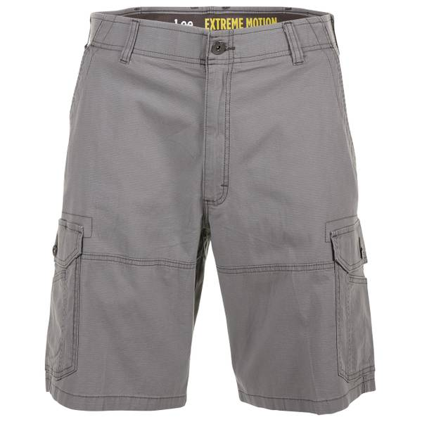 Lee extreme motion jean shorts
