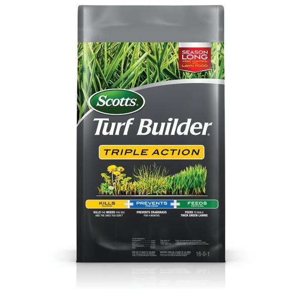 50 lb Triple Action Turf Builder
