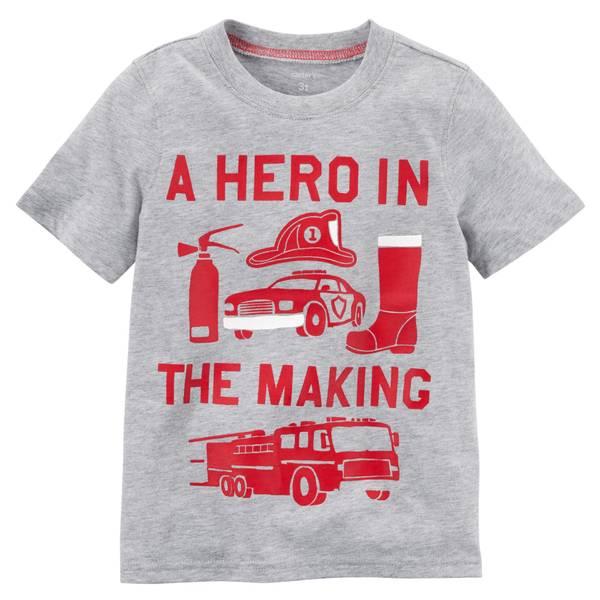 Toddler Boys' Hero Jersey Tee