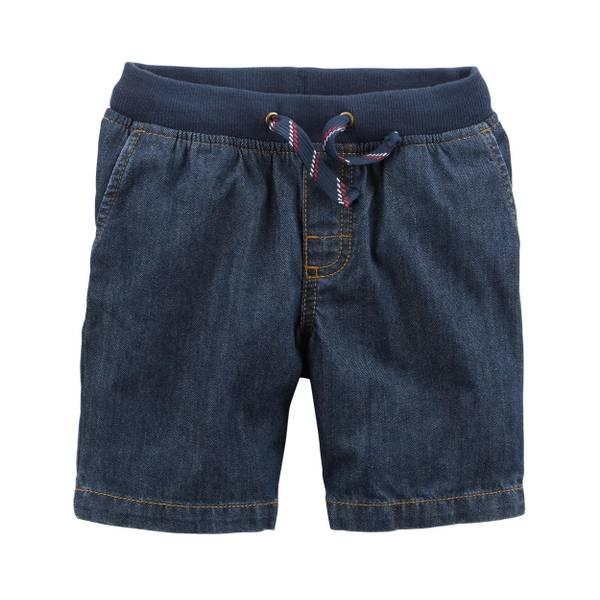 Toddler Boys' Canvas Shorts