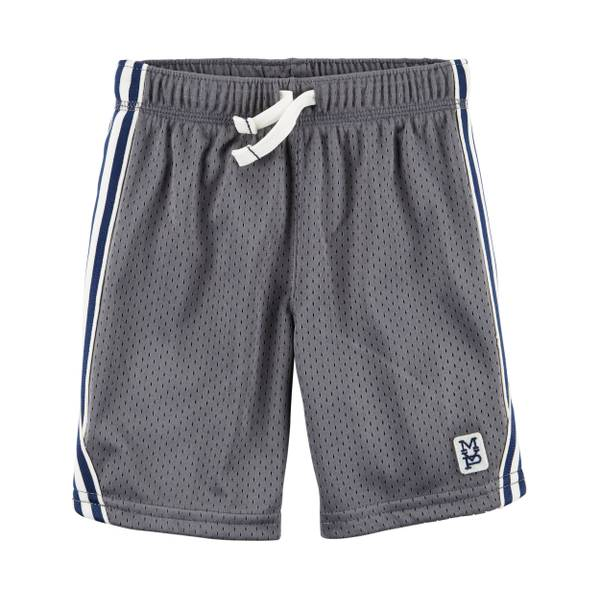 Big Boys' Mesh Athletic Shorts