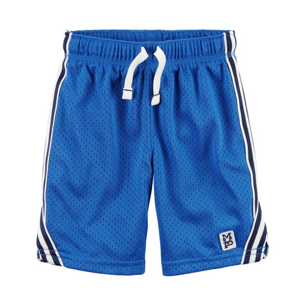 Toddler Boys' Mesh Athletic Shorts