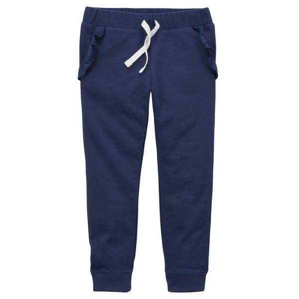 French Terry Jogger Pink