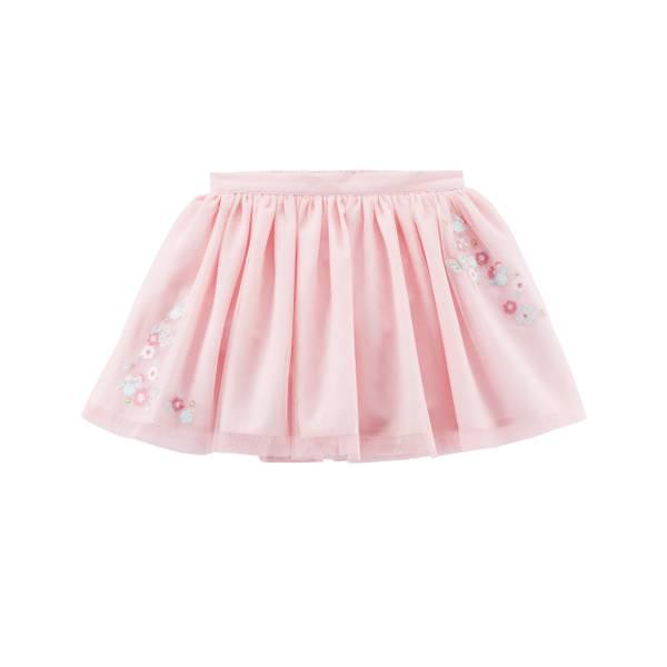 Tulle Skirt Light Pink