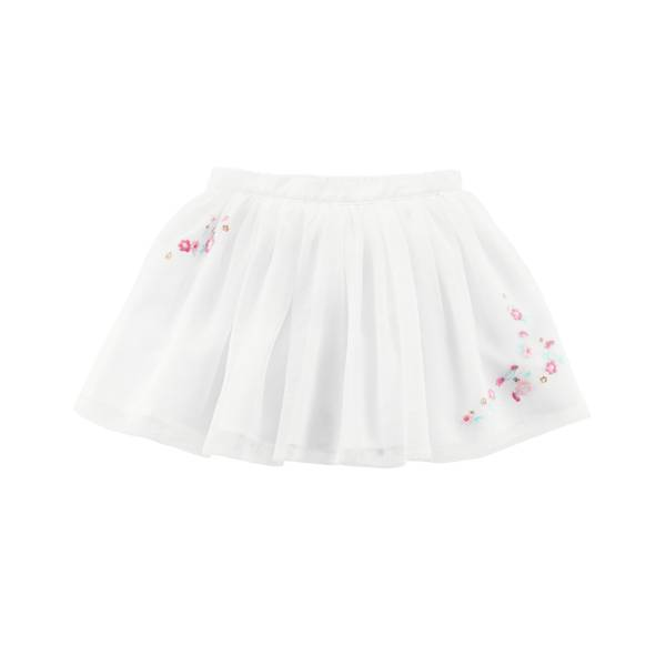 Toddler Girl's Tulle Skirt