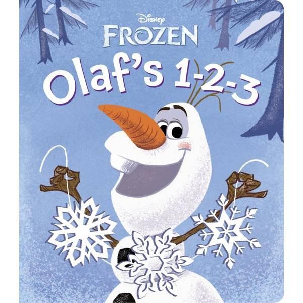 Olaf's 1-2-3 Board Book