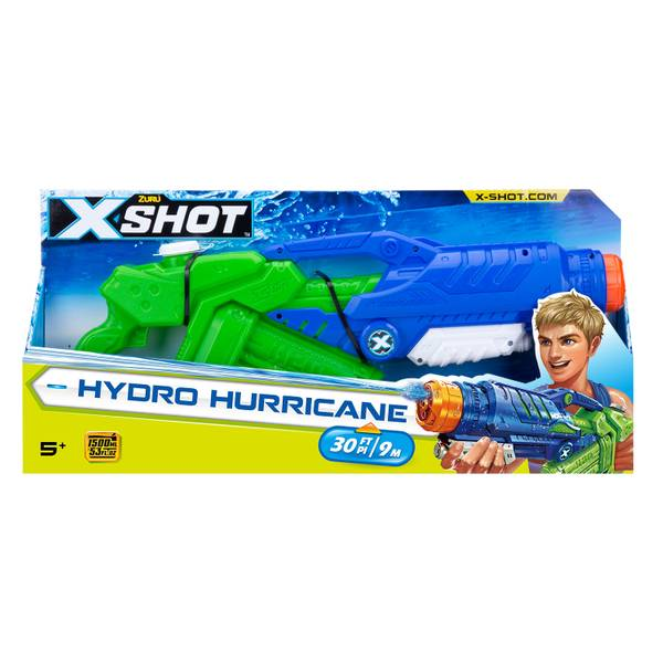 X-Shot Water Warfare Hydro Hurricane