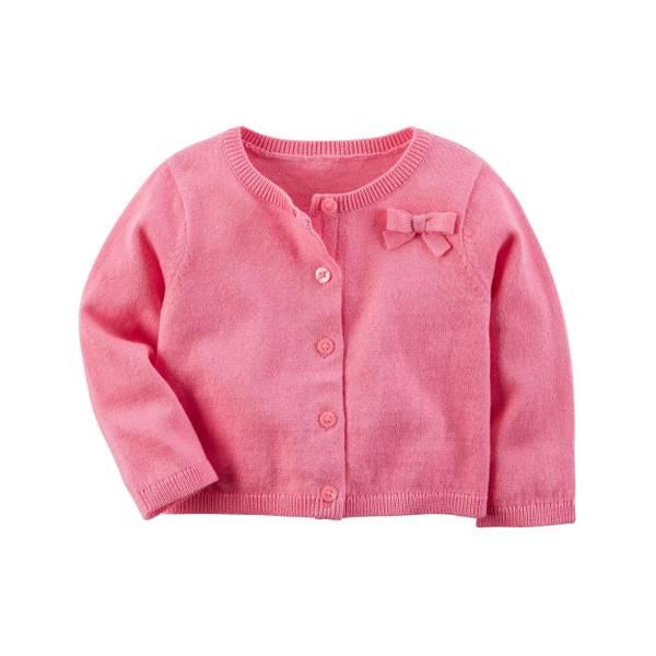 5b34c6af6 Carter s Infant Girl s Bow Cardigan