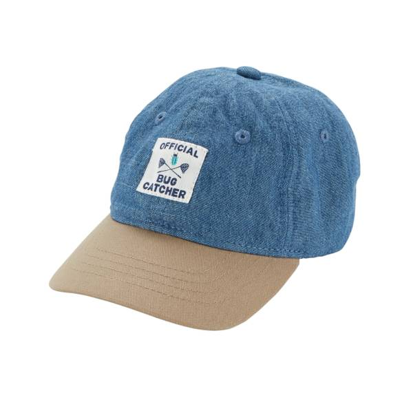 Little Boys' LC Ball Cap Blue & Khaki