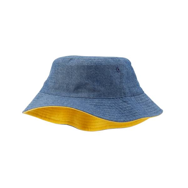 Little Boys' LC Bucket Hat Chambray
