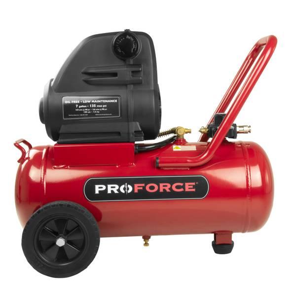 7 Gallon Pro Force Compressor