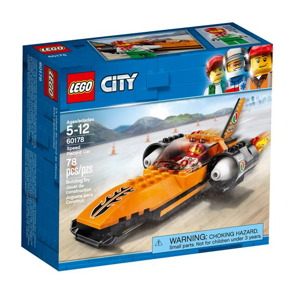 60178 City GV Speed Record Car
