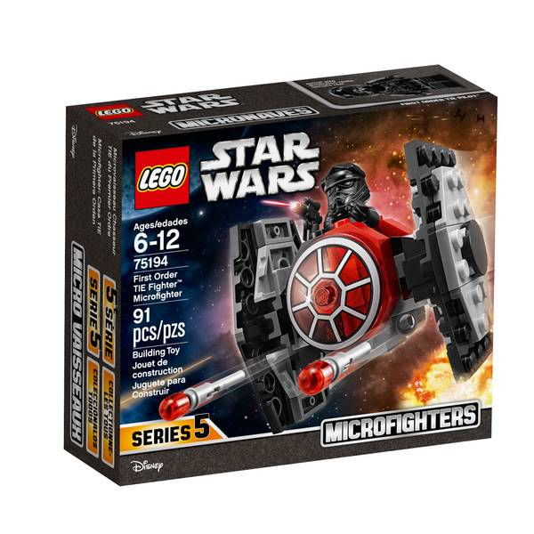 75194 TIE Fighter Microfighter