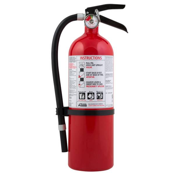 Garage/Workshop Fire Extinguisher