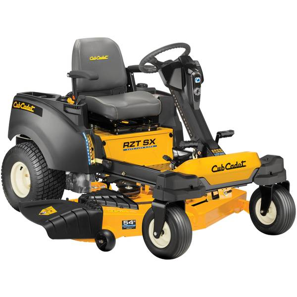 "54""F 21.5HP Zero Turn Lawn Mower"