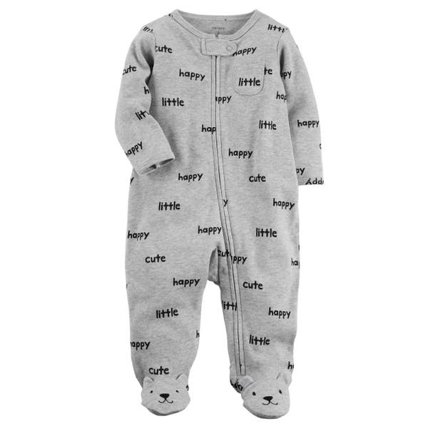 Baby Boy's Sleep & Play Pajamas