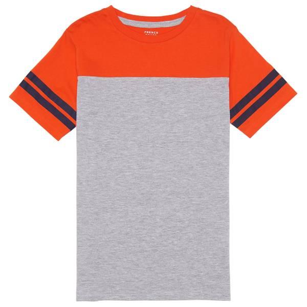 Little Short Sleeve Football T-Shirt
