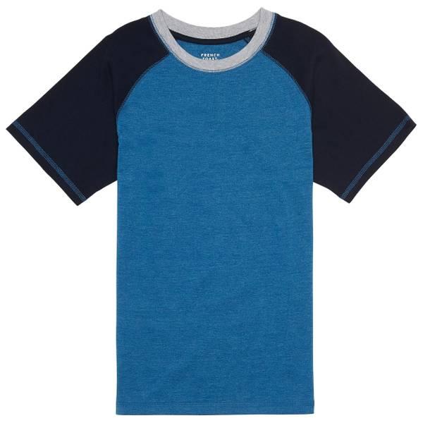 Boys' Short Sleeve Raglan Tee Shirt