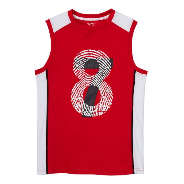 Little Boys' Limitless Muscle Tee Shirt