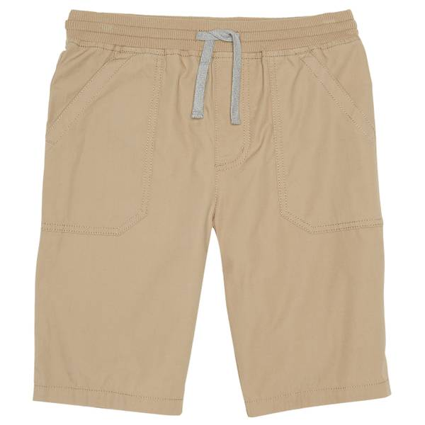 Little Boys' Knit Waist Athletic Shorts