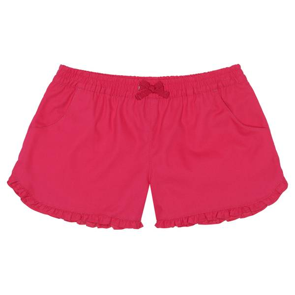 Girls' Ruffle Shorts