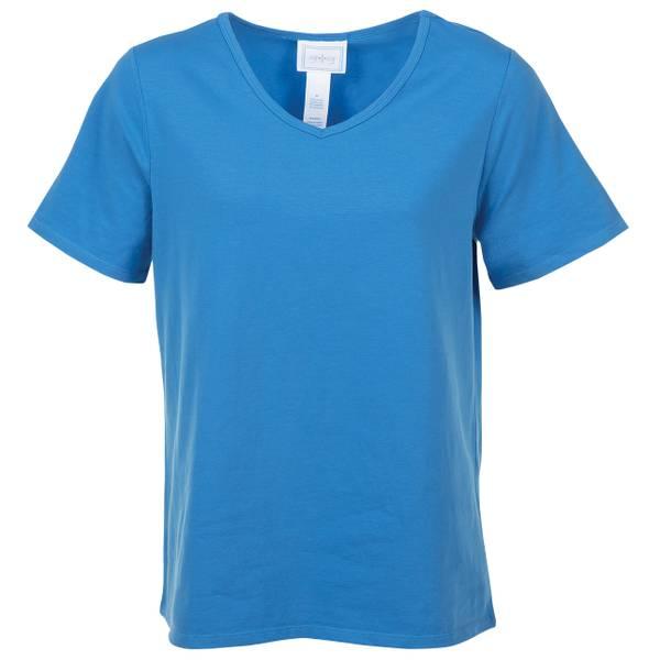 Women's Short Sleeve Tilly V-Neck Top