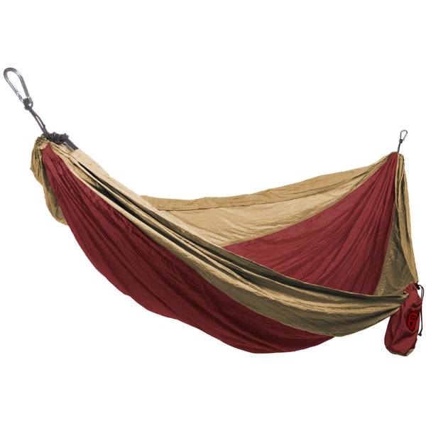Double Parachute Nylon Hammock