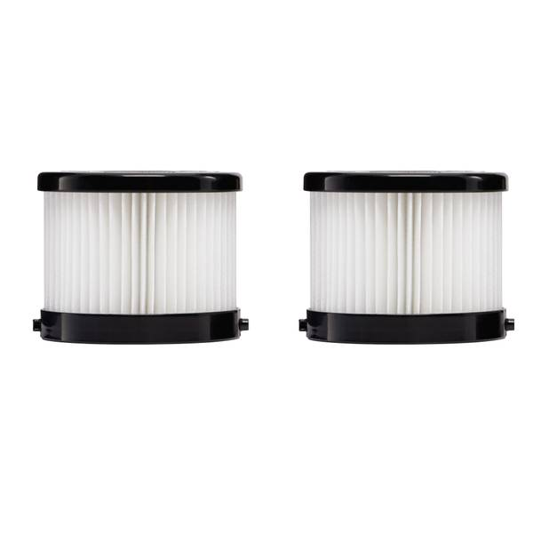 HEPA DRY FILTER KIT (2-PACK) for M18 COMPACT VACUUM