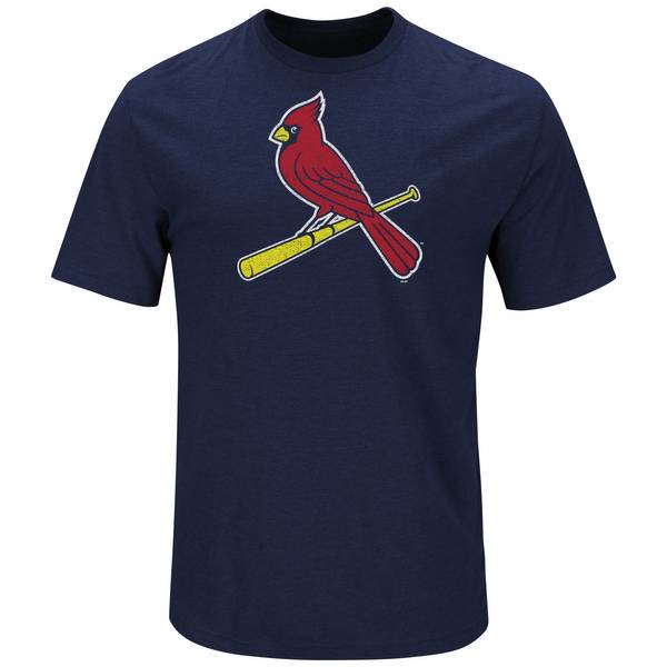 L Cardinals Defend Honor S/S Tee Navy