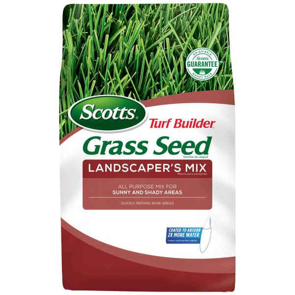 7 lb Turf Builder Quality All Purpose Grass Seed