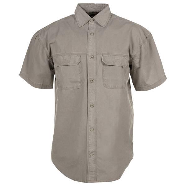 Men's Short Sleeve Outdoorsman Shirt