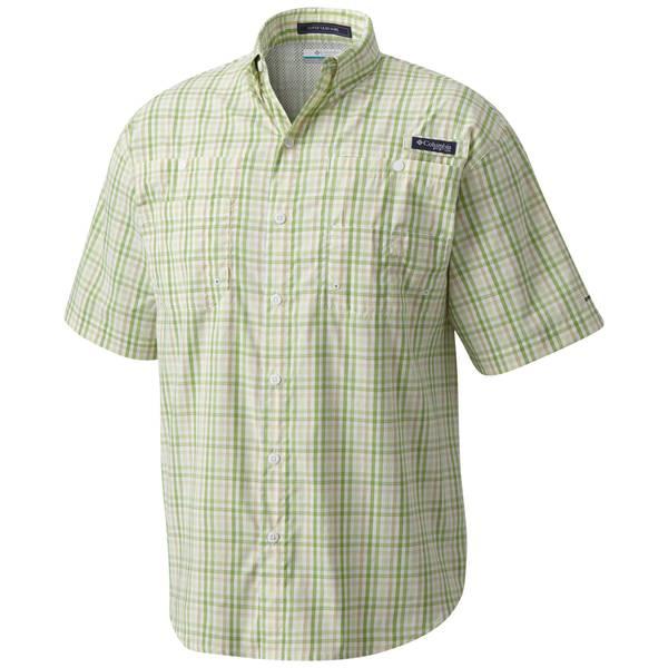 Men's Super Tamiami Short Sleeve Plaid Shirt